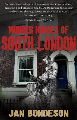 Murder Houses of South London (Paperback)