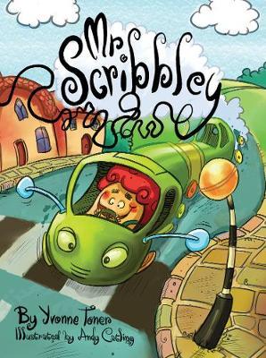 Mr Scribbley (Paperback)