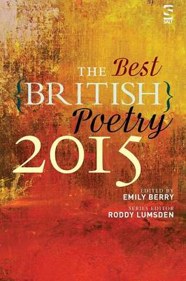 The Best British Poetry 2015 2015 (Paperback)