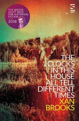 The Clocks in This House All Tell Different Times (Paperback)
