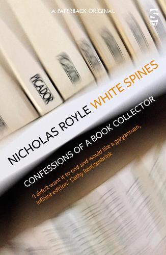 White Spines: Confessions of a Book Collector (Paperback)