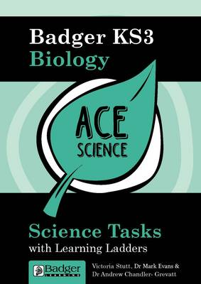 Science Tasks with Learning Ladders: Biology Teacher Book + CDs with Site Licence - Ace Science KS3