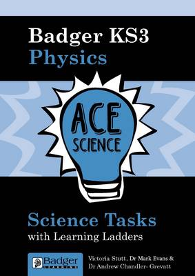 Science Tasks with Learning Ladders: Physics Teacher Book + CDs and Site Licence - Ace Science KS3
