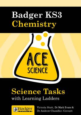 Science Tasks with Learning Ladders: Chemistry Teacher Book + CDs and Site Licence - Ace Science KS3