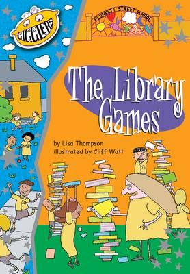 Plunkett Street School: The Library Games - Gigglers (Paperback)