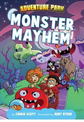 Monster Mayhem - Adventure Park (Paperback)