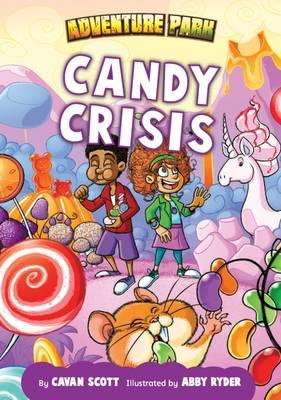Candy Crisis - Adventure Park (Paperback)