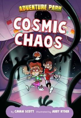 Cosmic Chaos - Adventure Park (Paperback)