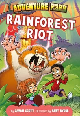 Rainforest Riot - Adventure Park (Paperback)