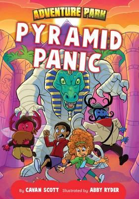 Pyramid Panic - Adventure Park (Paperback)
