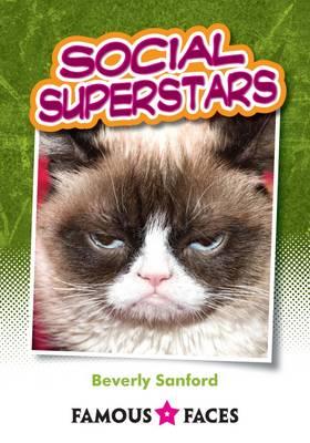 Social Superstars - Famous Faces (Paperback)