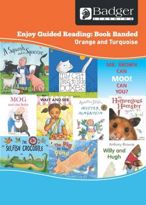 Enjoy Guided Reading: Book Banded Orange and Turquoise - Enjoy Guided Reading