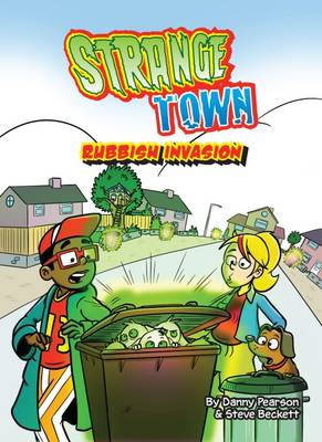 Rubbish Invasion - Strange Town (Paperback)
