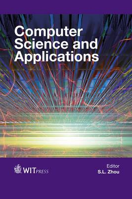 Computer Science and Applications - WIT Transactions on Information and Communication Technologies 74 (Hardback)
