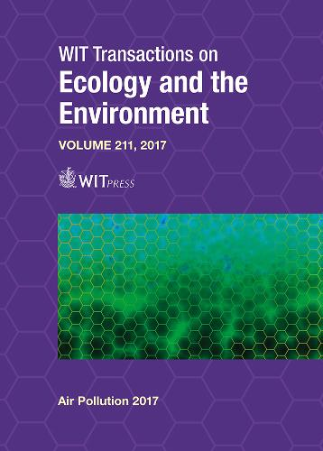 Air Pollution XXV - WIT Transactions on Ecology and the Environment 211 (Hardback)