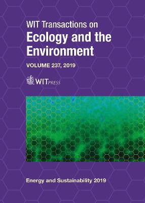 Energy and Sustainability VIII - WIT Transactions on Ecology and the Environment 237 (Hardback)