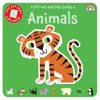 Pull Out and Play: No. 1: Animals (Board book)