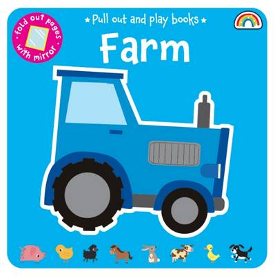 Pull Out and Play: No. 2: Farm (Hardback)