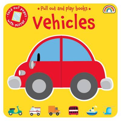 Pull Out and Play: No. 4: Vehicles (Hardback)
