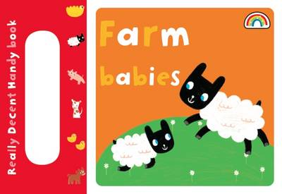 Handy Book - Farm Babies - Handy Books 1 (Board book)
