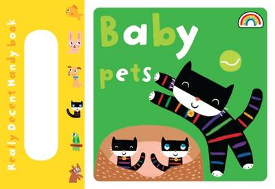 Handy Book - Baby Pets - Handy Books 2 (Board book)