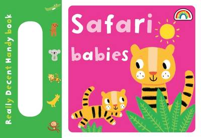 Handy Book - Safari Babies - Handy Books 3 (Board book)