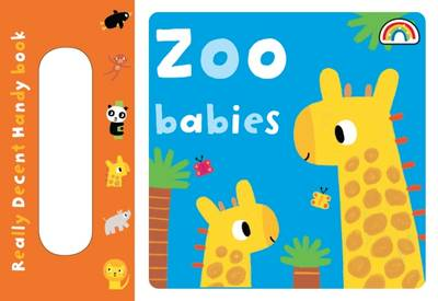 Handy Book - Zoo Babies - Handy Books 4 (Board book)