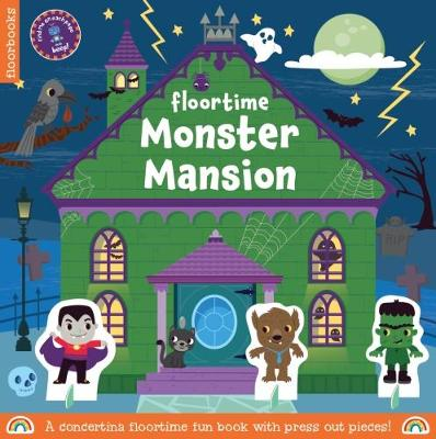 Monster Mansion - Floortime Fun (Hardback)