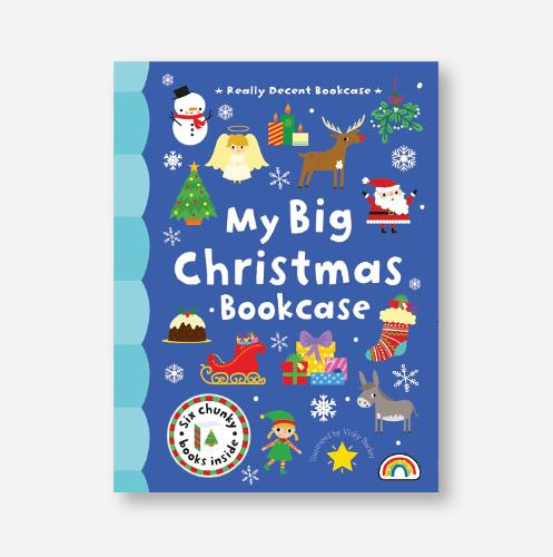 Christmas - My Big Bookcase (Hardback)