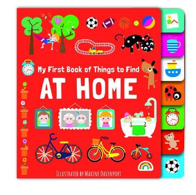 My First Things to Find - At Home - My First Things to Find (Board book)