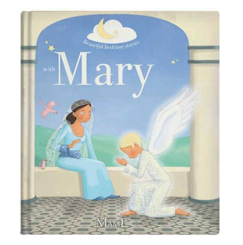 Beautiful Bedtime Stories with Mary (Hardback)