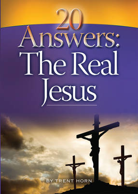 20 Answers: The Real Jesus (Paperback)