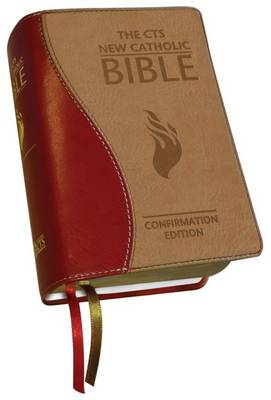 New Catholic Bible (Confirmation) (Leather / fine binding)