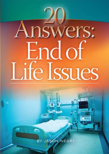 20 Answers: End of Life Issues (Paperback)