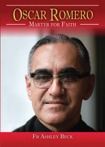 Oscar Romero: Martyr for Faith (Paperback)