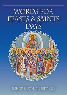 Words for Feasts and Saints Days (Paperback)