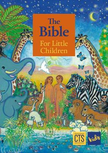 Bible for Little Children - CTS Children's Books (Paperback)