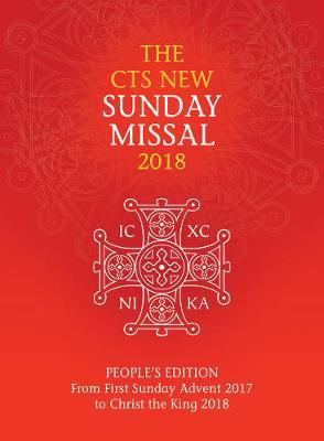 CTS New Sunday Missal 2018 (Paperback)