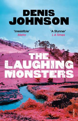 The Laughing Monsters (Paperback)