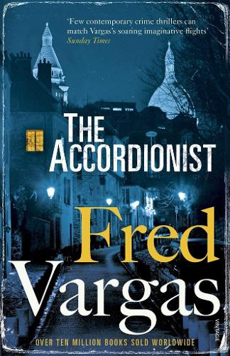 The Accordionist - The Three Evangelists (Paperback)