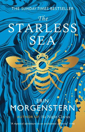 The Starless Sea by Erin Morgenstern | Waterstones