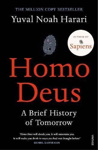 Homo Deus: A Brief History of Tomorrow (Paperback)