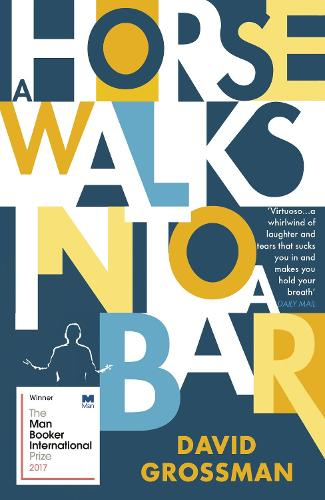 A Horse Walks into a Bar (Paperback)