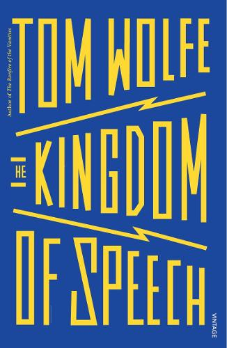 The Kingdom of Speech (Paperback)