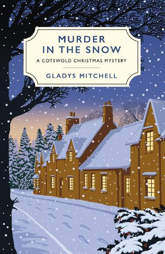 Murder in the Snow: A Cotswold Christmas Mystery (Paperback)