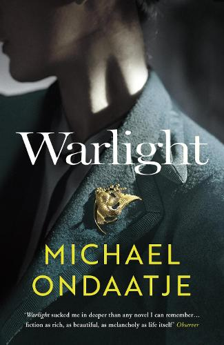 Cover of the book, Warlight.