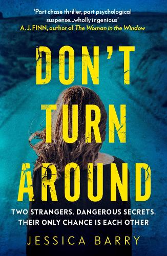 Don't Turn Around (Paperback)