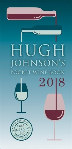 Hugh Johnson's Pocket Wine Book 2018 (Hardback)