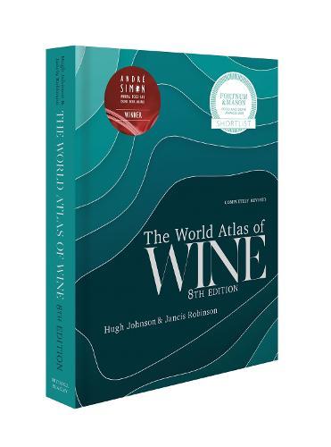 World Atlas of Wine 8th Edition (Hardback)