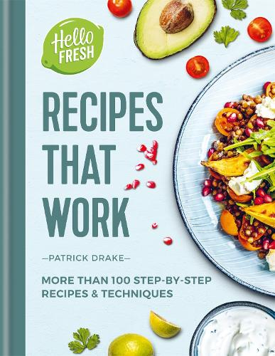 HelloFresh Recipes that Work: More than 100 step-by-step recipes & techniques (Hardback)